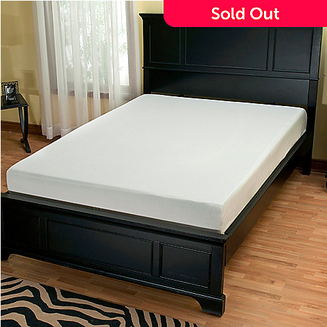 430-898 - sensorPEDIC™ DELUXE 8'' Memory Foam Mattress Only