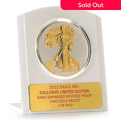 430-976 - 2012 1 oz. Fine Silver American Eagle BU