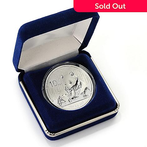 430-982 - 2012 Fine Silver China Panda 10 Yuan Coin