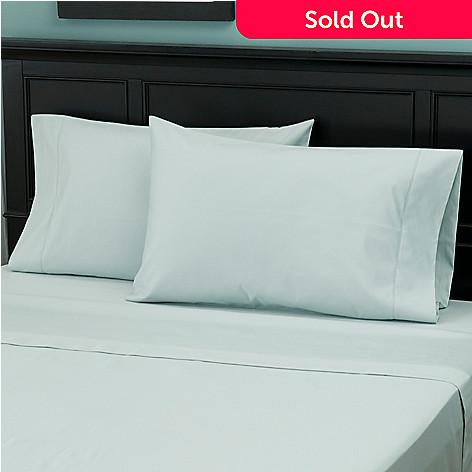 431-044 - North Shore Linens™ 1000TC Egyptian Cotton Pillowcase Pair