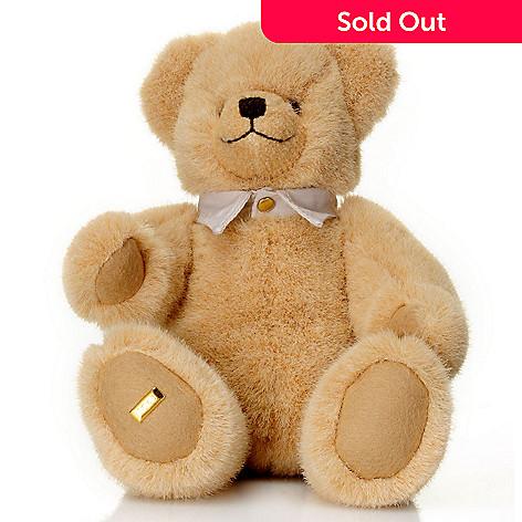 431-165 - Hermann 11'' ''Little Squeaker'' Limited Edition Teddy Bear