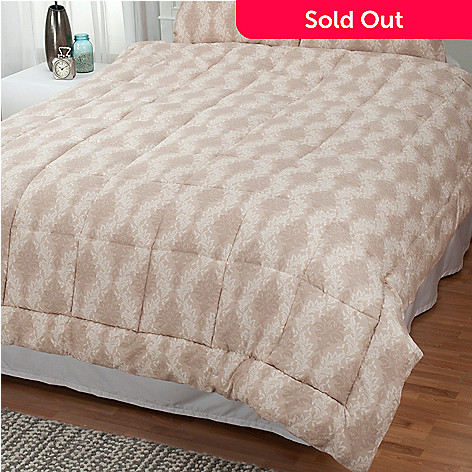 431-215 - Cozelle® ''Sonata'' Microfiber Down Alternative Comforter