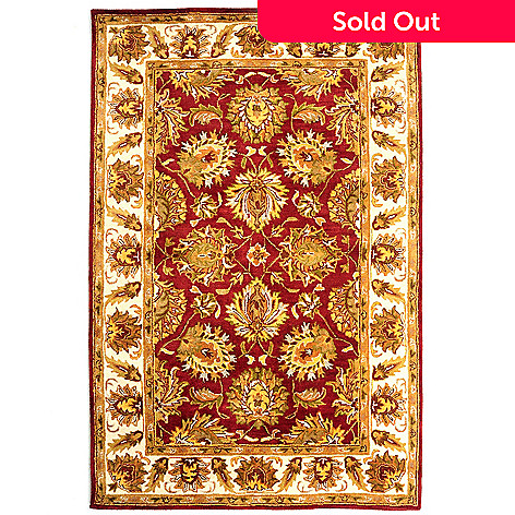 431-263 - Bashian ''Mayfair'' 5' x 8' or 8' x 10' Hand Tufted 100% Wool Rug