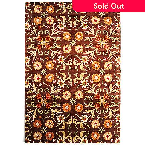 431-264 - Bashian ''Dakota'' Handmade 100% Wool Rug