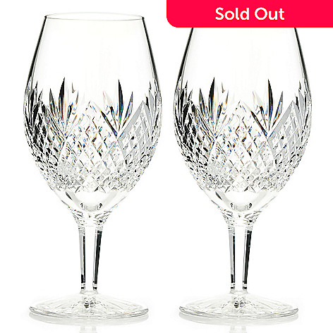431-325 - Waterford Crystal Ronan 7.7'' Set of Two Glasses