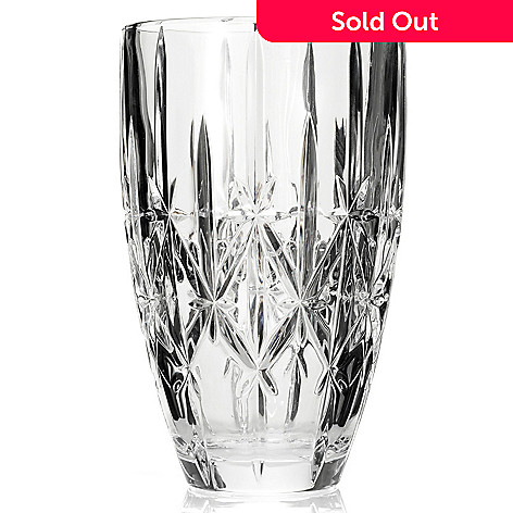 431-326 - Marquis by Waterford Sparkle 9'' Glass Vase