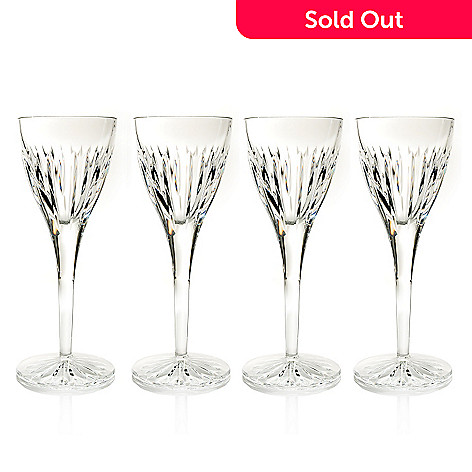 431-334 - Waterford Crystal Kirin Cordial Set of Four 2 oz. Glasses