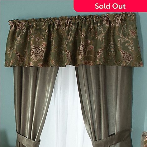 431-389 - North Shore Linens™ ''Engels'' Window Valance