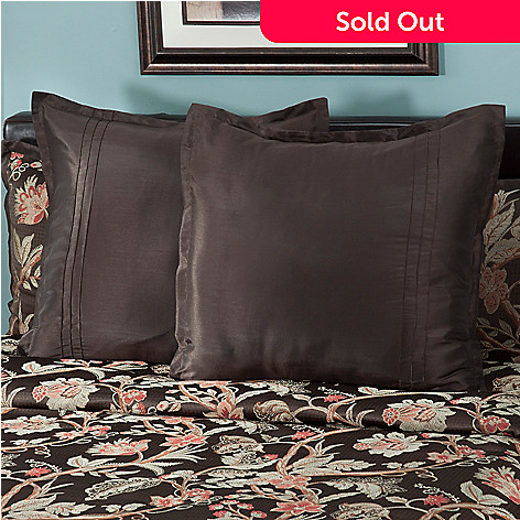 431-393 - North Shore Living™ ''Belmont'' Euro Sham Pair