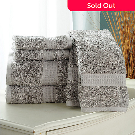 431-413 - Cozelle® ''Nottingham'' Cotton Six-Piece Towel Set