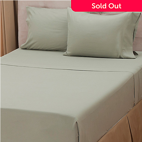 431-511 - Cozelle® Microfiber Four-Piece Sheet Set