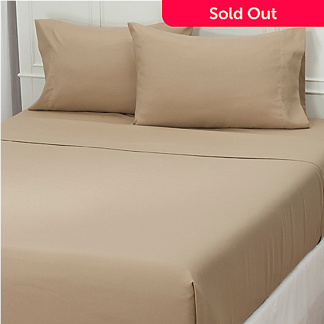 431-513 - Cozelle® Microfiber Four-Piece Sheet Set