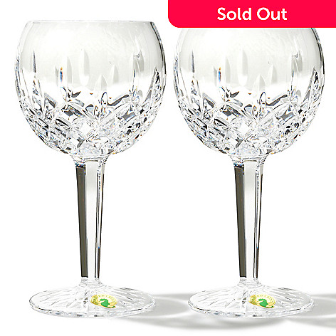 431-890 - Waterford Crystal Classic Lismore Set of Two Glasses