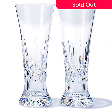 431-892 - Waterford® Crystal Lismore 8.5'' Set of Two Pilsners