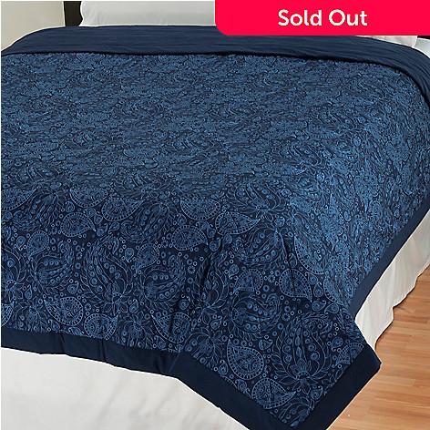 431-978 - Cozelle® Microfiber Reversible Down Alternative Blanket