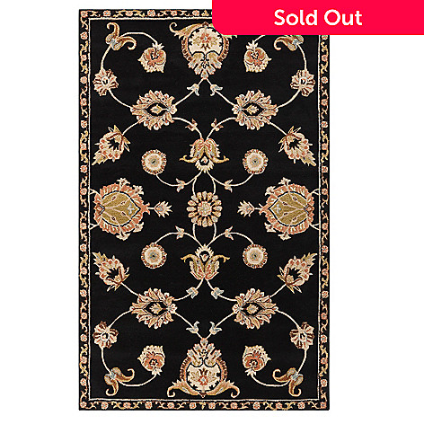 431-985 - Surya ''Pure'' Hand Tufted Wool Rug