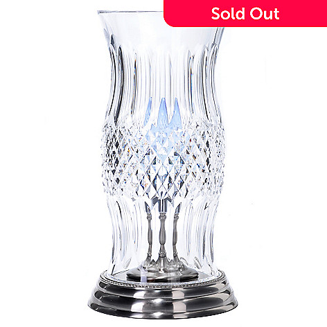 431-994 - Waterford® Crystal 13'' Colleen Hurricane