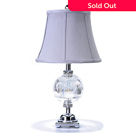 431-997 - Waterford® Crystal Ashling 19'' Accent Lamp