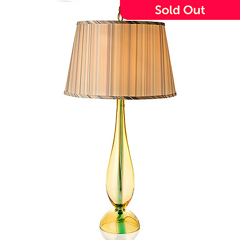 432-002 - Evolution by Waterford® Sea 37'' Table Lamp