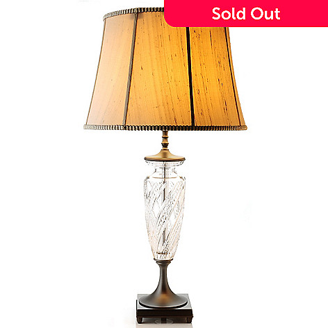 432-005 - Waterford® Crystal Finn 26'' Table Lamp