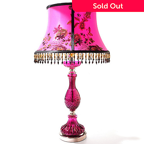 432-015 - 28.5'' Beaded Criscenza Table Lamp