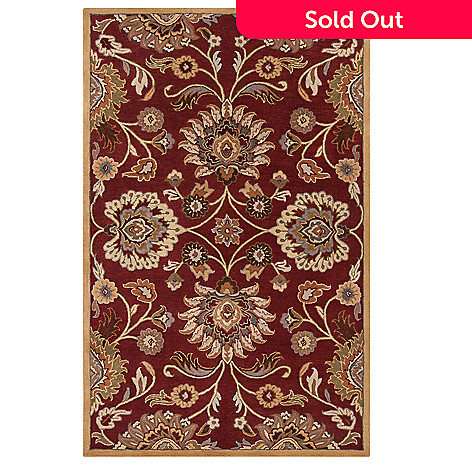 432-391 - Surya ''Elite'' Hand Tufted Wool Rug