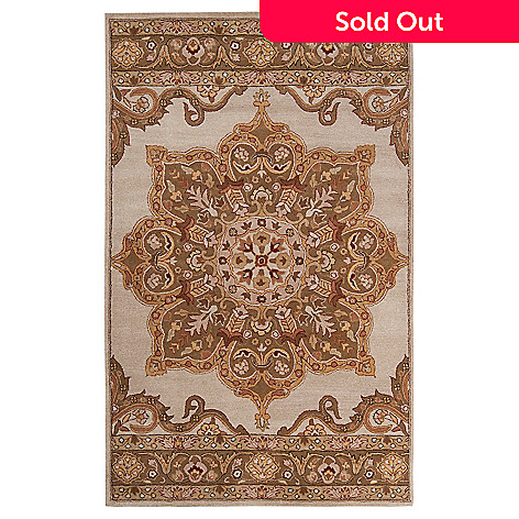 432-399 - Surya ''Cathedral'' Hand Tufted Wool Rug