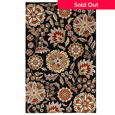 432-403 - Surya ''Natural'' Hand Tufted Wool Rug