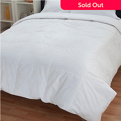 432-554 - Cozelle® ''Arctic'' Microfiber 700 Fill Power Down Comforter