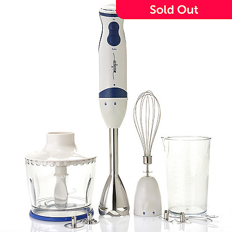 432-672 - Miallegro® Mitutto Eight-Piece 550W Hand Immersion Blender
