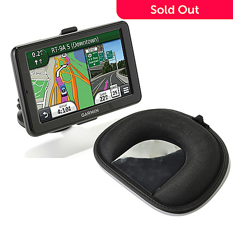 432-718 - Garmin nüvi 2595 LMT HD Lifetime Maps & Traffic GPS w/ Dash Mount