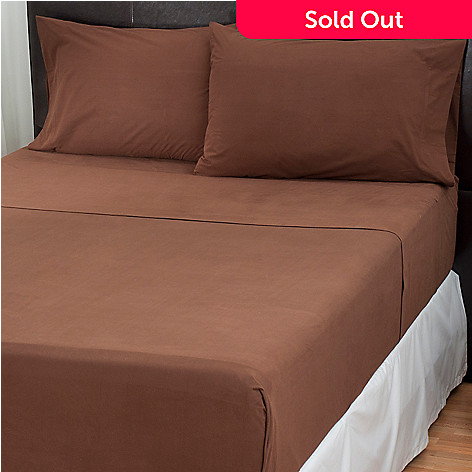 432-724 - Cozelle® Micro Flannel® Four-Piece Sheet Set