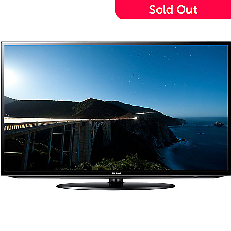 433-063 - Samsung 40'' Widescreen 1080p LED HDTV w/ Built-in WiFi, 3 HDMI & 120CMR