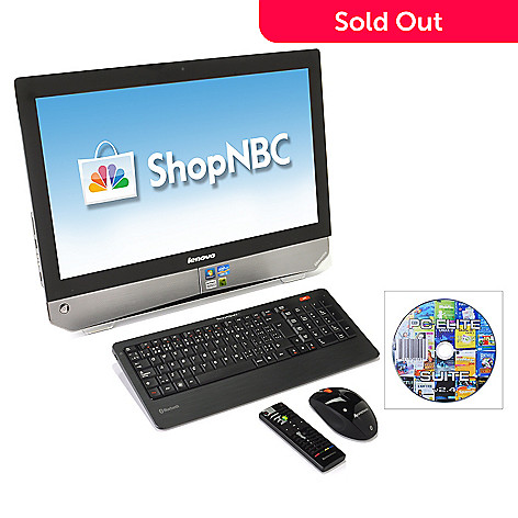 433-149 - Lenovo® IdeaCentre™ B520 23'' Touchscreen 6GB RAM/1TB All-in-One Computer