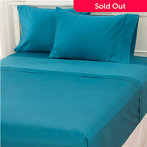 433-253 - North Shore Linens™ ''Marais'' 400TC Egyptian Cotton Four-Piece Sheet Set