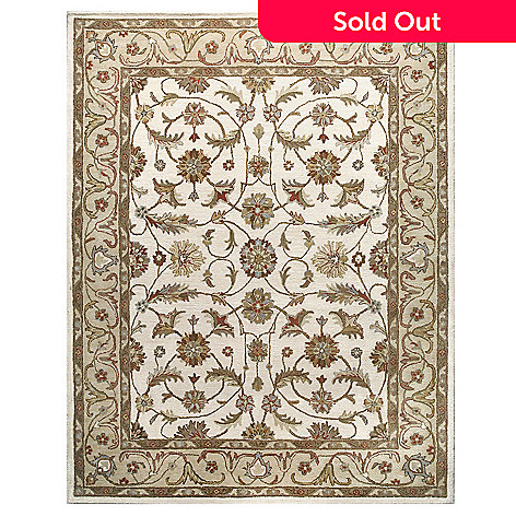 433-269 - Bashian ''Sheffield'' Hand Tufted 100% Wool Rug