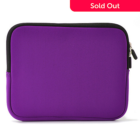 433-282 - 10'' Zippered Neoprene Tablet Case
