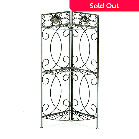434-230 - NeuBold Home Reflections Corner Rack