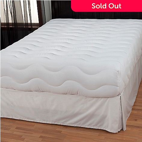 434-328 - Cozelle® Snug Fit Microfiber Mattress Pad