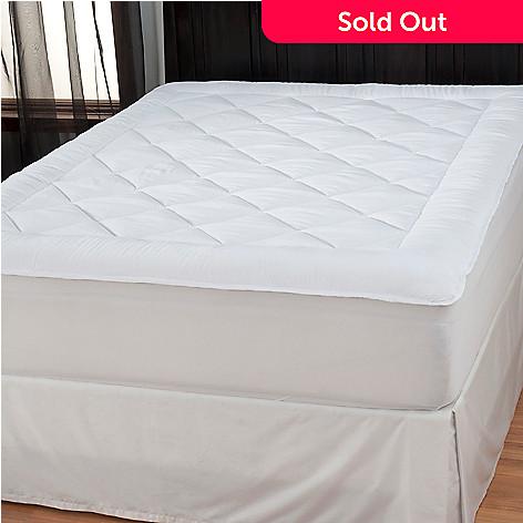 434-330 - Cozelle® Soft & Lofty Microfiber Mattress Pad