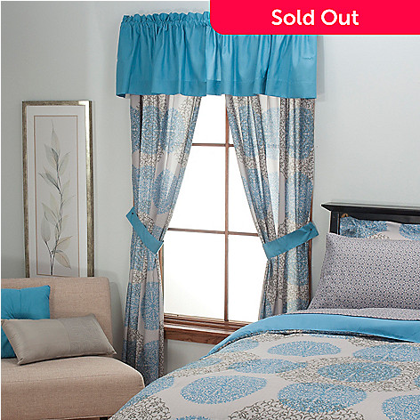 434-358 - Cozelle® ''Madison'' Five-Piece Window Set