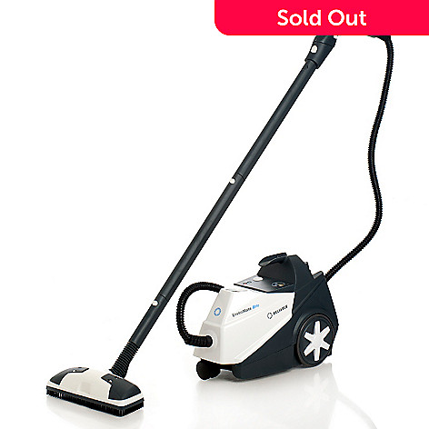 434-803 - Reliable EnviroMate BRIO Multi-Purpose Steam Cleaner w/ 21-Piece Accessories Set