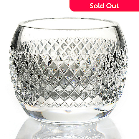 434-823 - Waterford Crystal John Rocha 2.6'' Lume Votive