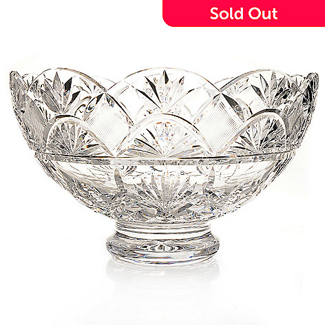 434-824 - Waterford Crystal Lismore 12'' Centerpiece