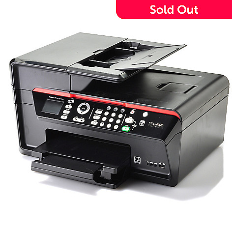 434-885 - Kodak Office HERO 6.1 All-in-One Wireless Printer w/ Black & Color Ink Cartridge