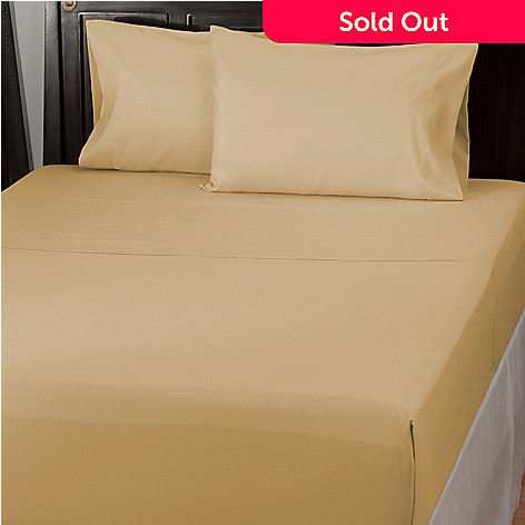 434-951 - Cozelle® Microfiber Four-Piece Sheet Set