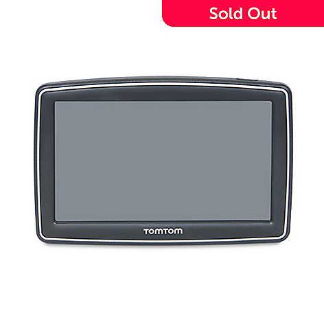 434-988 - TomTom XXL 540M 5'' LCD Touchscreen GPS w/ Lifetime Maps