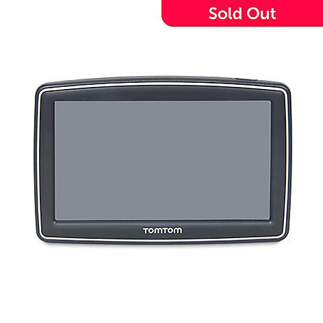 434-988 - TomTom XXL 540M 5'' LCD Touchscreen GPS w/ Lifetime Maps