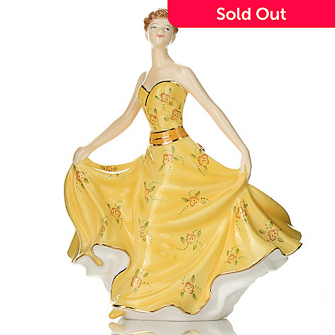 435-227 - Royal Doulton® Celebration 5.5'' Bone China Figurine of the Year 2013