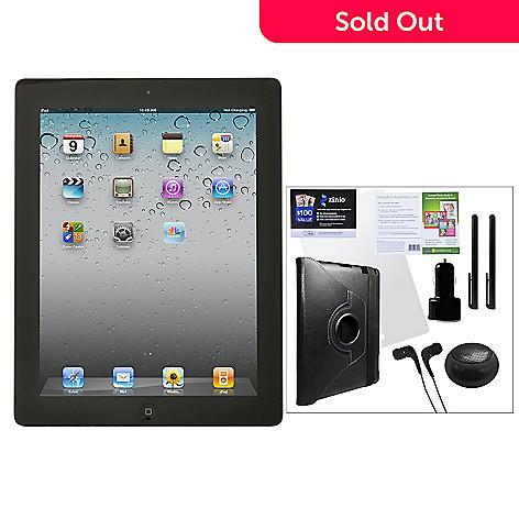 435-401 - New Apple iPad  4th Generation Retina Display Wi-Fi Only Tablet w/ Accessories
